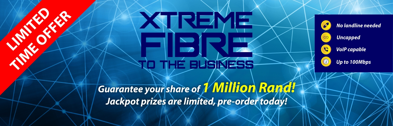 Fibre to the Business Banner