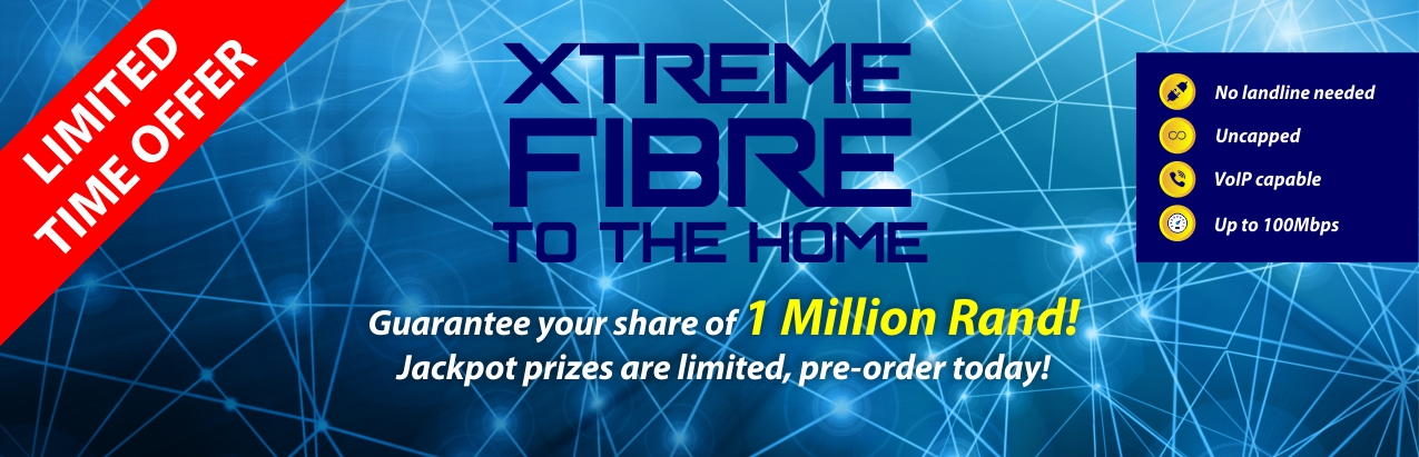 Fibre to the Home Banner